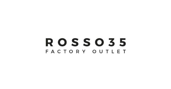 Logo Rosso35 Factory outlet