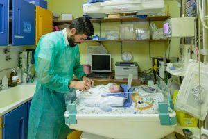 Reparto Neonatologia San Martino