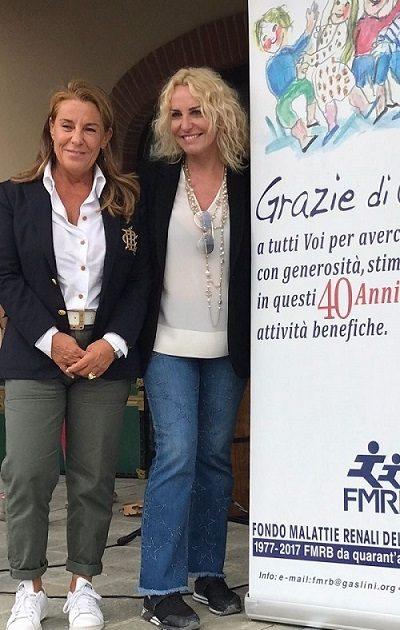Antonella Clerici e Luisa Anselmi