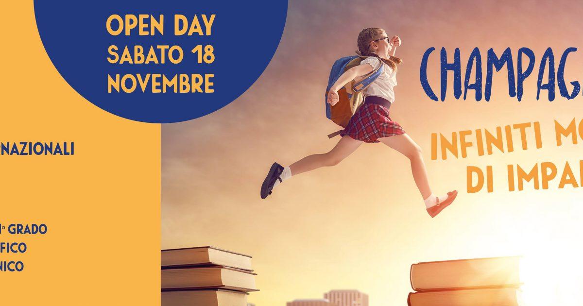 Champagnat open day 18 novembre 2017