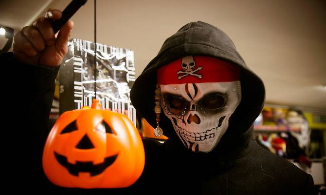 Foto Di Halloween.Halloween La Festa Piu Tenebrosa Misteriosa E Magica