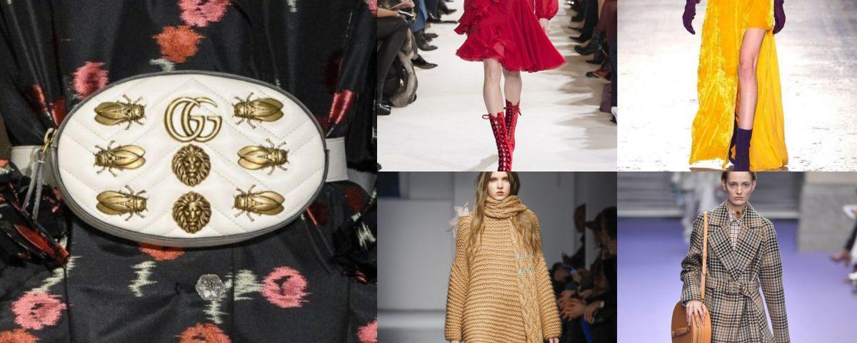 reputable site 8c297 ca9a9 Le Tendenze moda donna per l'Autunno-Inverno 2017/18
