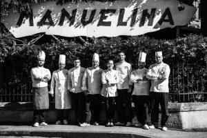 La Manuelina Brigata ristorante