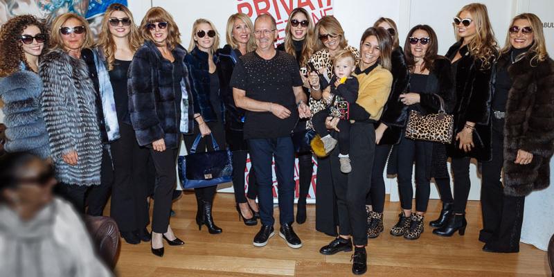 Fur & Fashion Sfilata Mya 9 Ottobre 2017