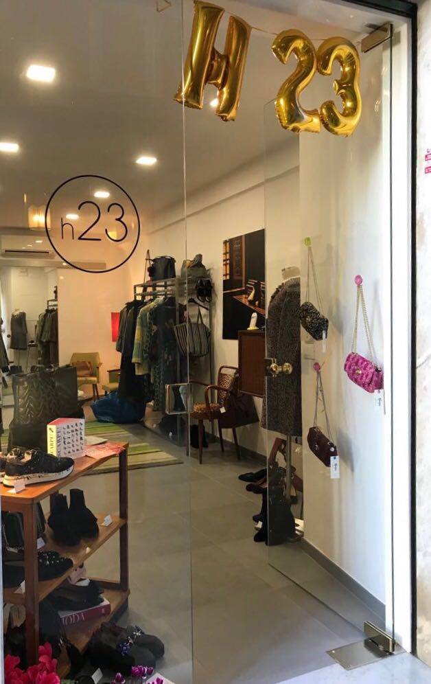 detailed look fdb92 ce01a H23 Genova scarpe, borse, abbigliamento alla ricerca delle ...