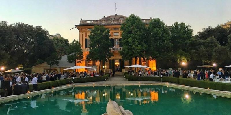 Villa Zerbino Capurro Ricevimenti
