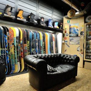 Spinnaker snowboard