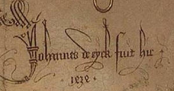 Van Eyck firma