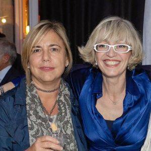Simonetta Prunotto e Mari