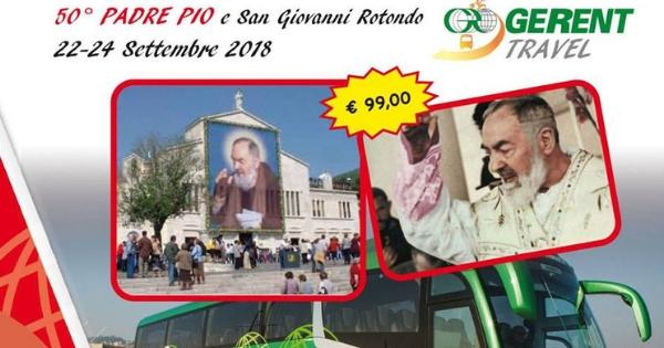 50° Padre Pio
