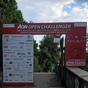 Aon Open Challenger Memorial Giorgio Messina 1