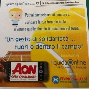 Aon Open Challenger Memorial Giorgio Messina Concorso