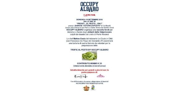 Occupy Albaro
