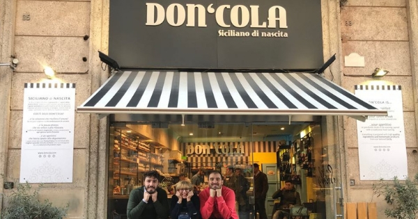 Don'Cola Compleanno