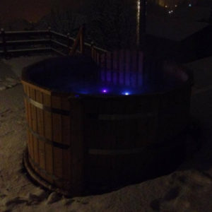 Antagnod sauna