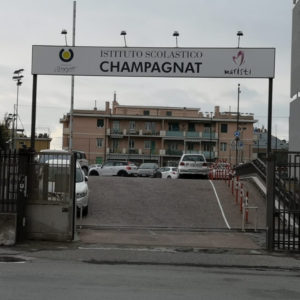 Champagnat ingresso