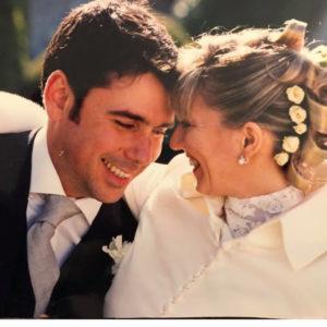 Una lunga storia d'amore sposi