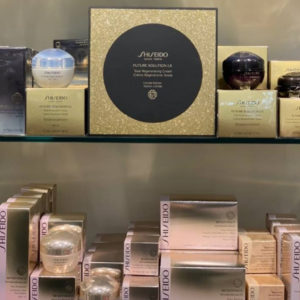 Massaggio viso Giapponese by Shiseido 1