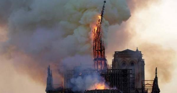 Notre Dame cop.