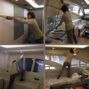 Odone Yachting misure barca