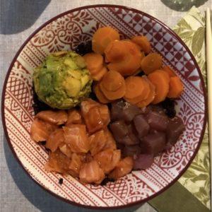 Poke and Bowl: sushi fresco by Broadside 1