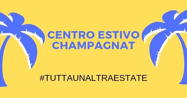 Centro estivo Champagnat