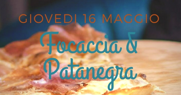 Focaccia & Patanegra