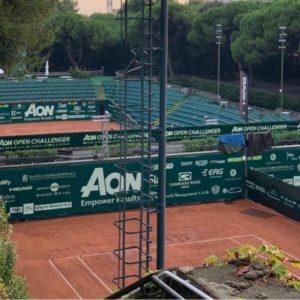 Aon Challenger campi tennis