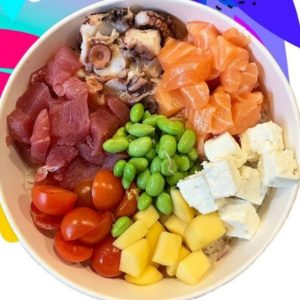 Poke and Bowl 1