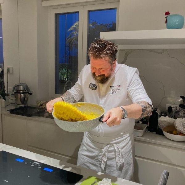 Chi cucina copertina