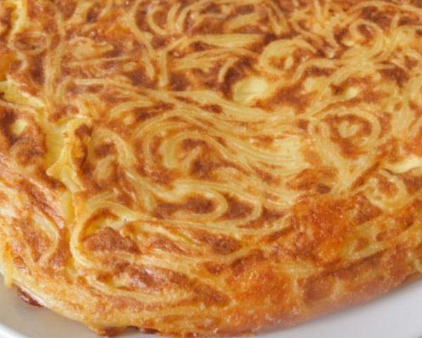 frittata pasta