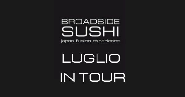 Broadside in tour